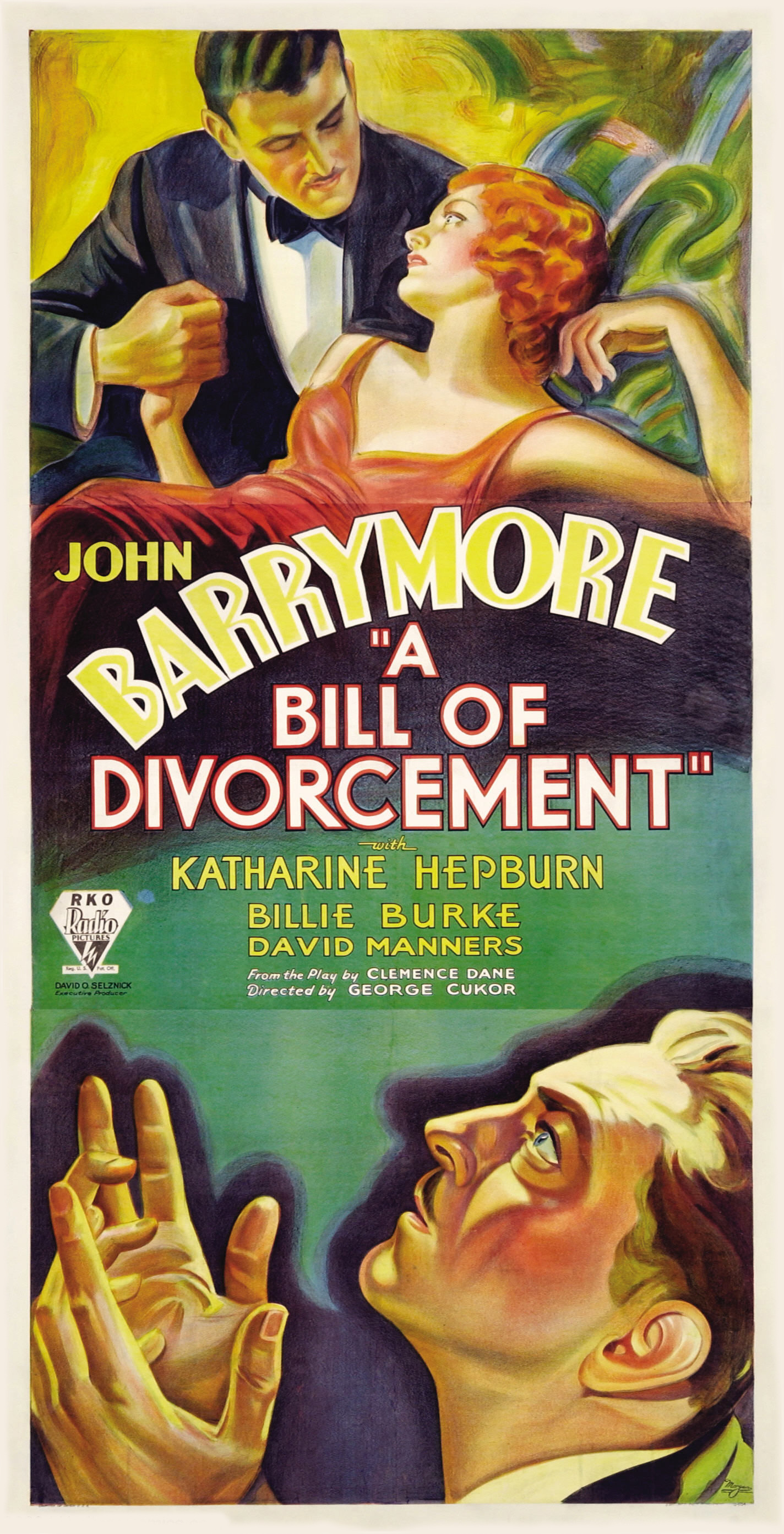 "Wednesday 3/9: ""A Bill of Divorcement"" at the Portage Theater ..."