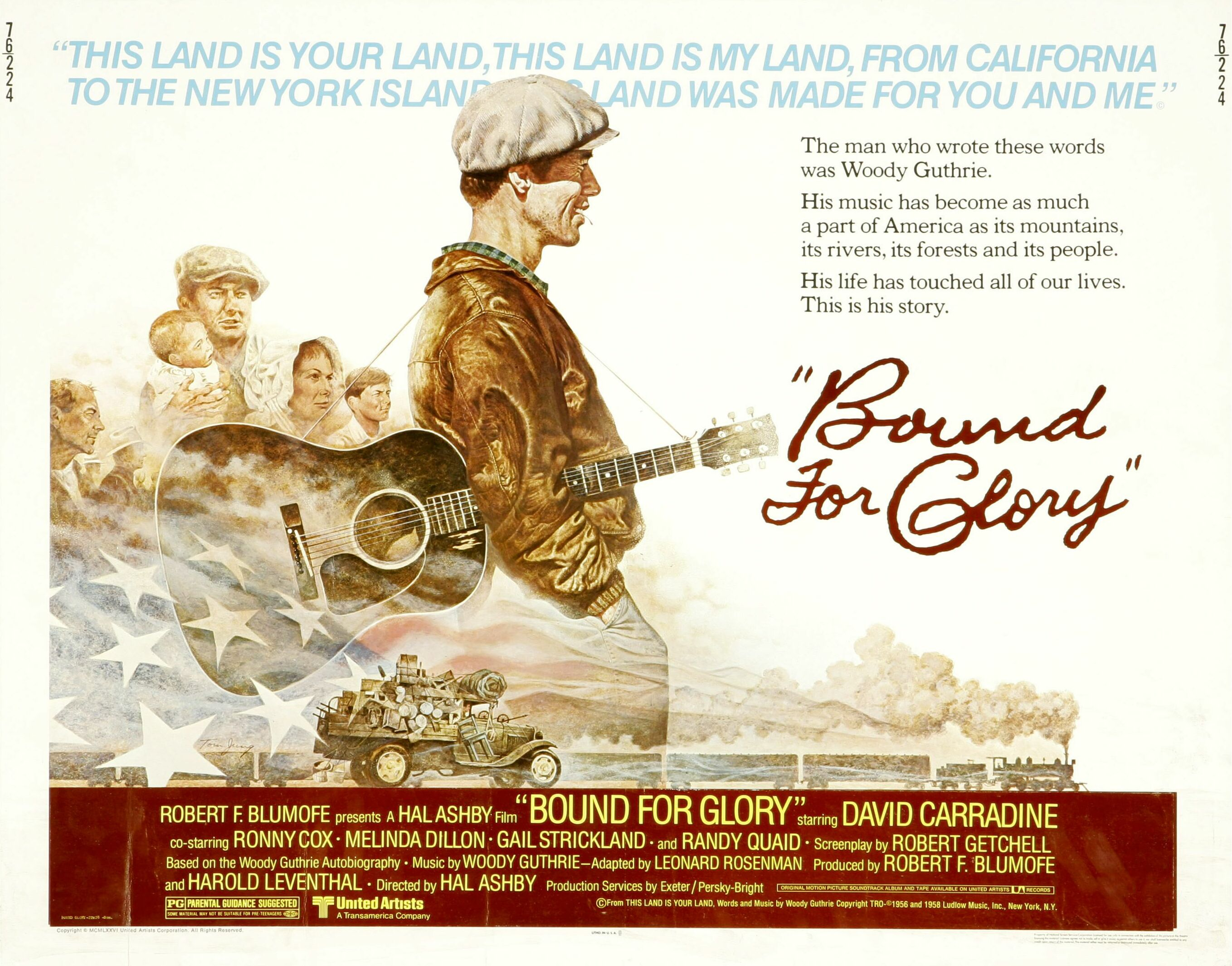 Bound for Glory (1976) - Rotten Tomatoes