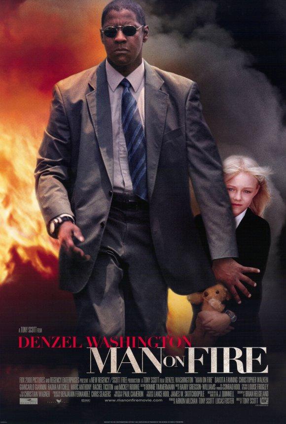განრისხებული მამაკაცი (ქართულად) Man on fire / Гнев