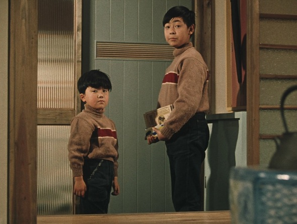 Good Morning In Japanese Ohayo : February chicago film society