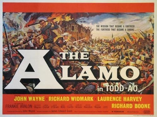 Alamo Half Sheet